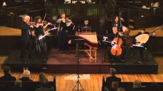 REBEL Ensemble for Baroque Music: Concerto à Violino in G major by Telemann (?)