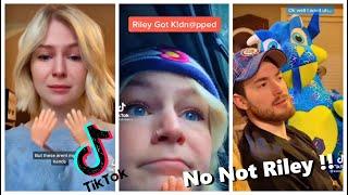 Riley got Kidnapped !!! || Newest Kallmekris TikTok Compilation