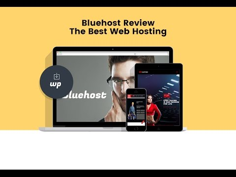 Bluehost Review 2017 The Best Web Hosting Platform