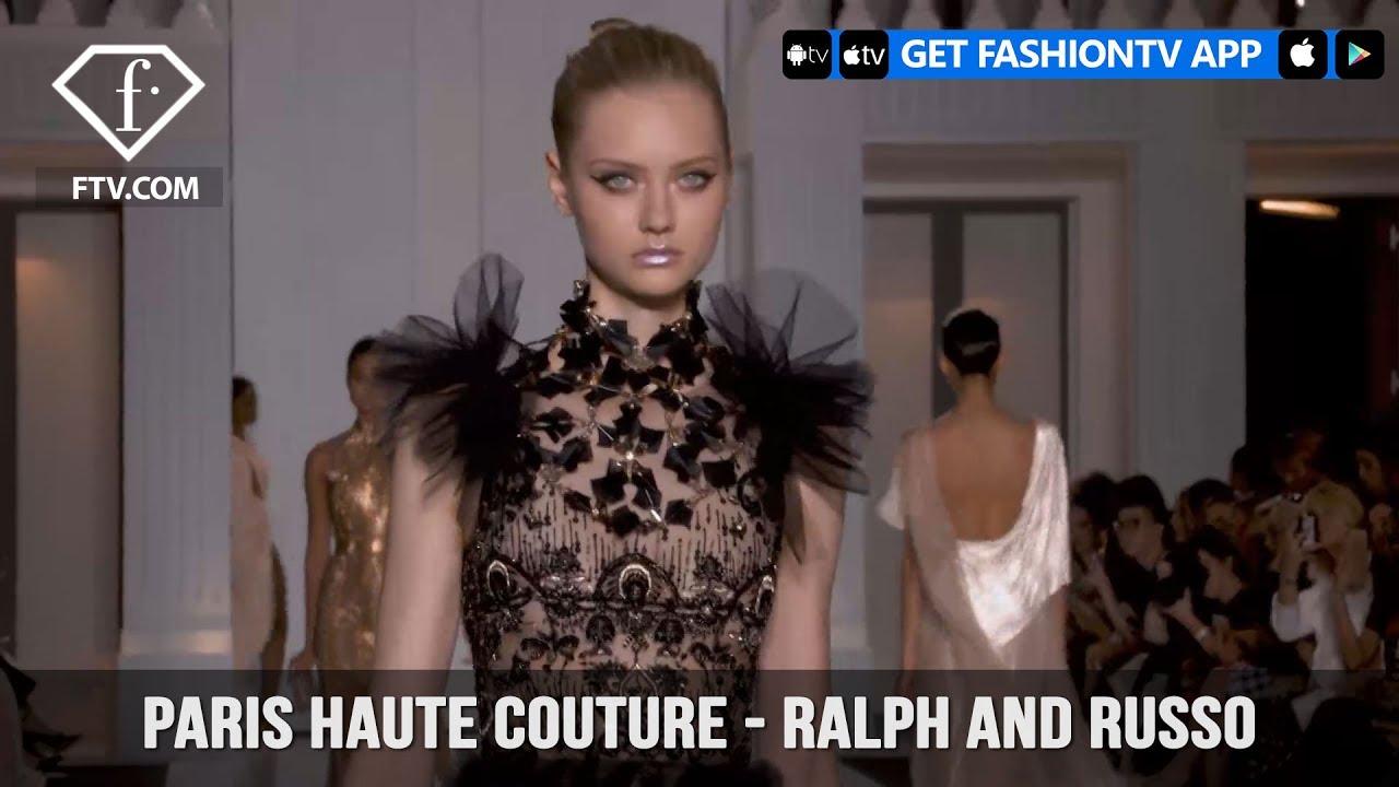 Paris Haute Couture Autumn/Winter 2018 - Ralph and Russo | FashionTV 6