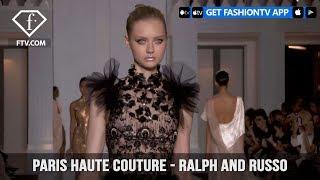 Paris Haute Couture Autumn/Winter 2018 - Ralph and Russo | FashionTV