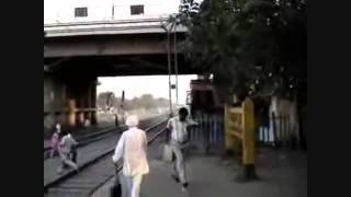 Train accidents, crashes, collisions, near misses and rail idiots! Part 2