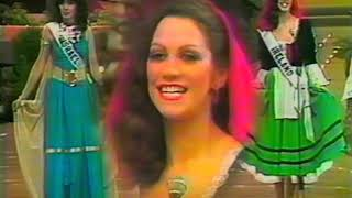MISS UNIVERSE 1979 Parade of Nations