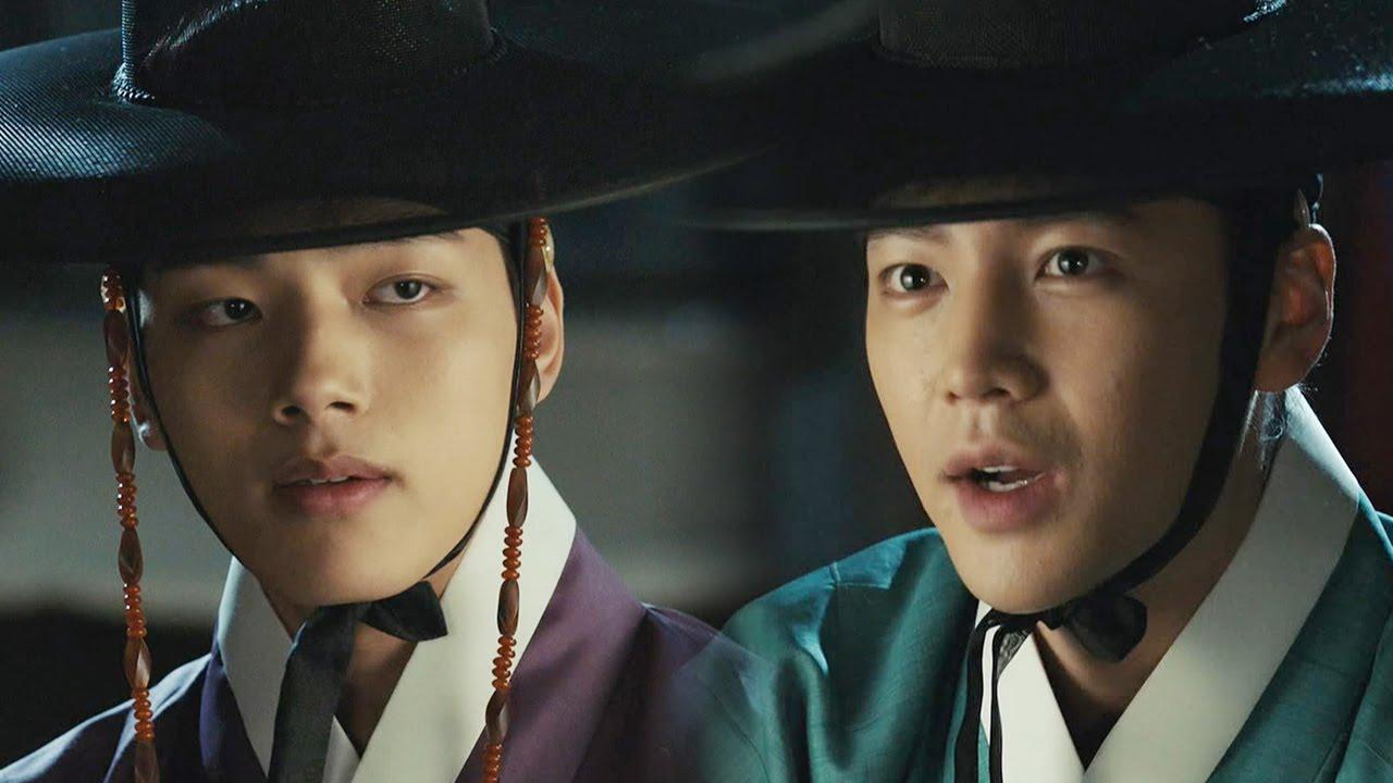 "Download Jang Keun Suk, cute joke for Yeo Jin Goo ""Call me as brother"" 《The Royal Gambler》 대박 EP12"