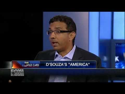 Dinesh D'Souza: What if America Didn't Exist?