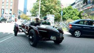 Alvis 12/70 Speed 20 with Lovely Sound !