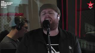 Tom Walker - The Scientist (Coldplay cover, live on The Chris Evans Breakfast Show With Sky)