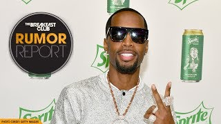 Safaree Scores Offer for Book Deal and Hair Endorsement for Men