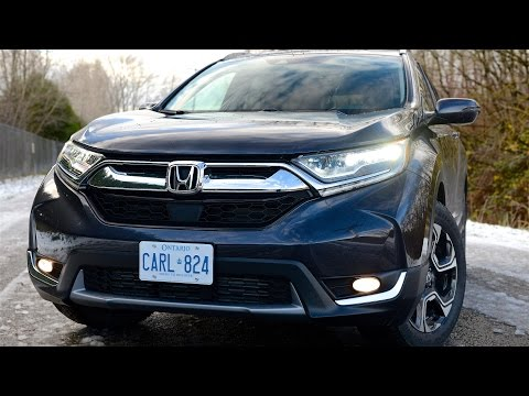 Honda CR V Review