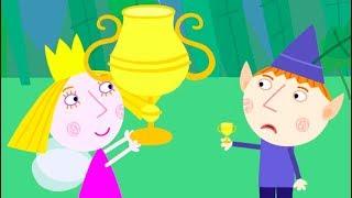 Ben e Holly em Português | Os Jogos dos Duendes | Desenhos Animados Divertidos para Crianças