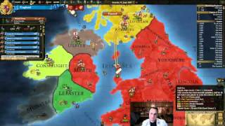 Europa Universalis 3 - England - Part 2