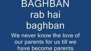 Baghban Rab Hai full sad song.flv