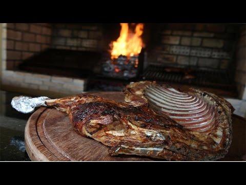 Curso Treinamento de Churrasqueiro - Carne de Cordeiro