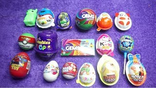 New Collection Of Cadbury likables pop ,Ben 10 Surprise Egg,Motu patlu Ka Anda,Gems ,Kinder Joy