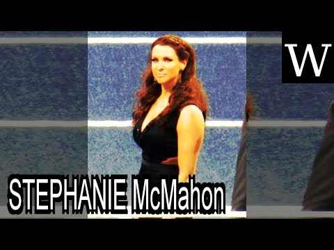 STEPHANIE McMahon - WikiVidi Documentary
