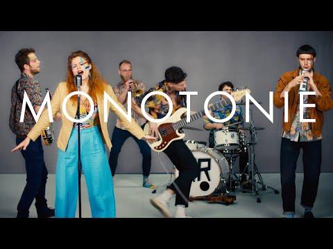 RasgaRasga - MONOTONIE (Official Video)