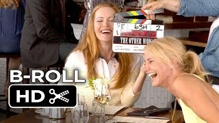 The Other Woman B-ROLL 1 (2014) - Cameron Diaz, Leslie Mann Movie HD