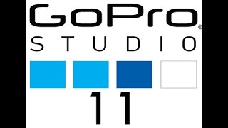 11. GoPro Studio - How to Fade In / Fade Out Video Clips