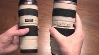 Canon 70-200mm Thermos Coffee Mug