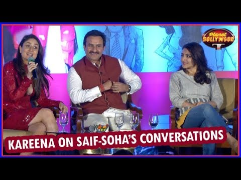 Kareena Clueless Between Saif-Soha's Conversations | Bollywood News