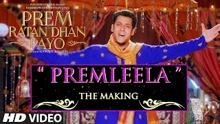"Making of ""Prem Leela"" Video Song 