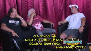 Old School W/ Rock and Roll Express