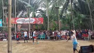 Sigit ardian turnamen volly di desa kelahiranya!!#KAYA KUE