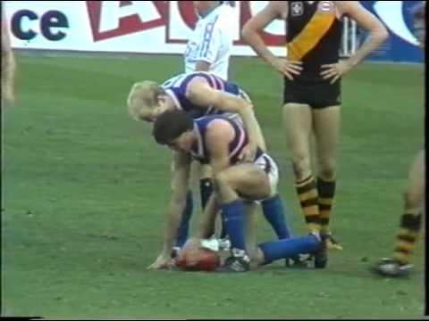 FNWB.com.au - 1983: Round 5, Richmond v Footscray HSV7 Q4