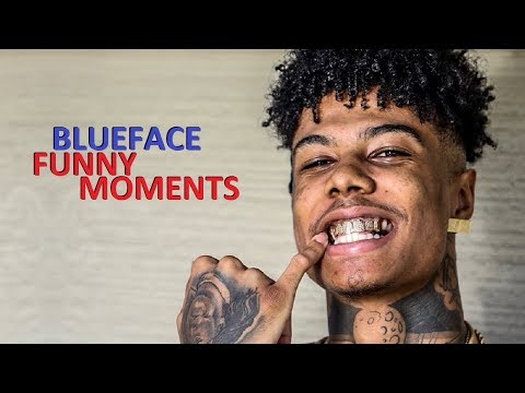 Blueface FUNNY MOMENTS (BEST COMPILATION)