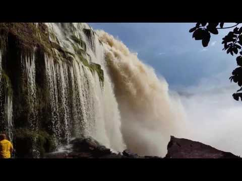 Venezuela, Waterfalls of Canaima