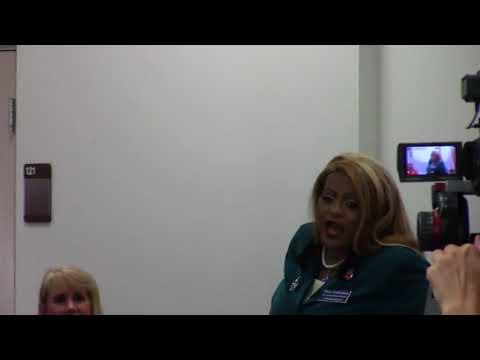 Triana Arnold James - Lt Governor