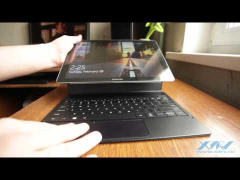 Клавиатура планшета Samsung Galaxy TabPro S (XDRV.RU)