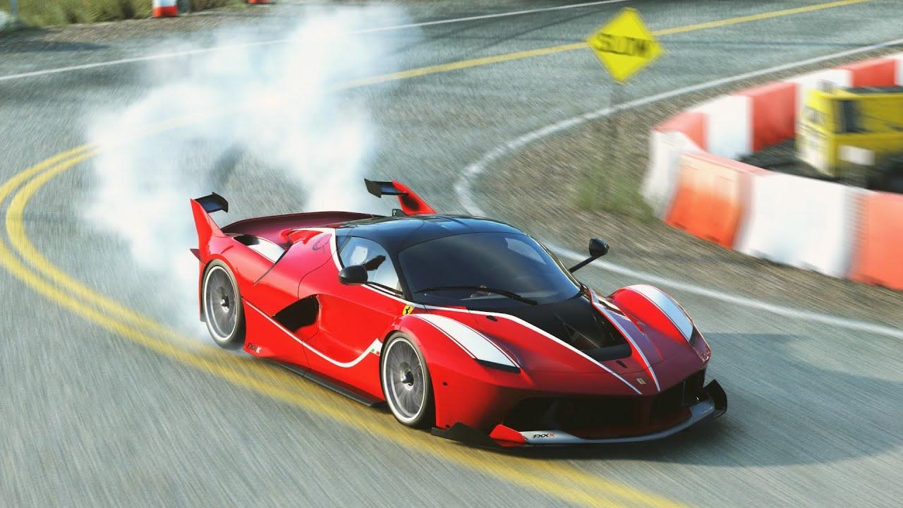 F  Game Cars