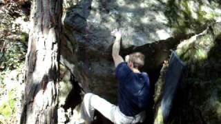 Algund boulder. Mithrill, non mirtillo 7c+ Thumbnail