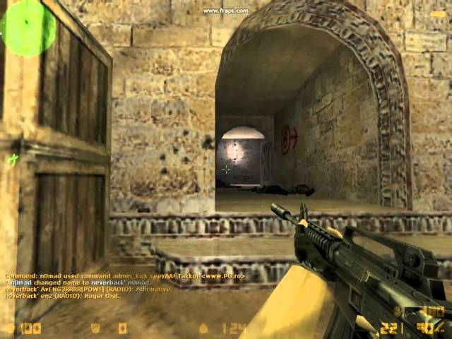 Mini-Movie Counter Strike 1.6 Avenger Travel Video