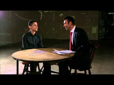 NEWSNIGHT: Convicted Lulzsec hacker meets man who helped convict him