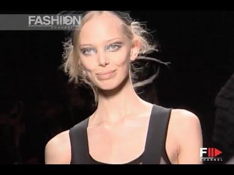 SONIA RYKIEL Fall Winter 2007 2008 Paris - Fashion Channel