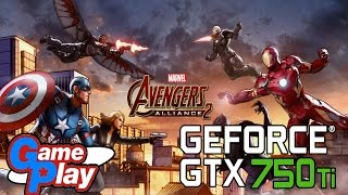 Marvel: Ultimate Alliance 2 - Gameplay - GTX 750 TI - PC
