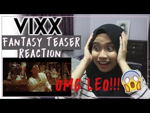 VIXX (빅스) Fantasy Official Teaser REACTION