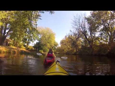 Kayaking The Delaware & Raritan Canal