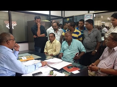 North Goa Tourist Taxi Association oppose implementation of speed governors in taxi's