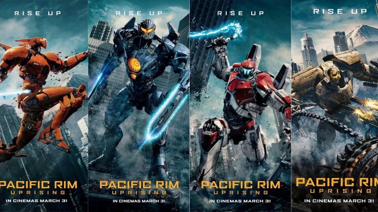 0 Kaiju Rim Category Pacific