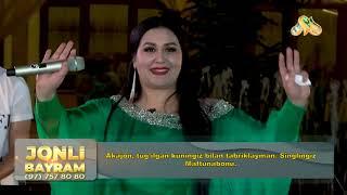 Download lagu Jonli Bayram - Feruza Jumaniyozova