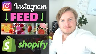 How To Add Instagram Feed To Shopify Store