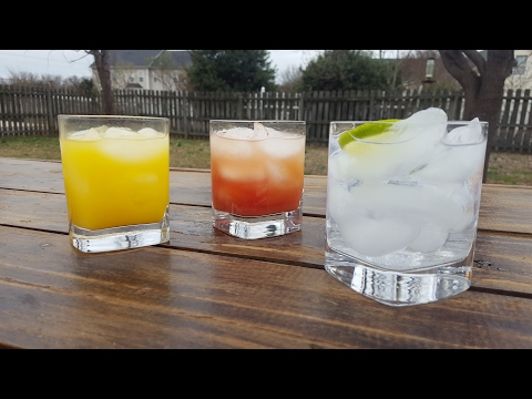 3 Easy Drinks With Vodka - 3 Best Vodka Cocktail Recipes