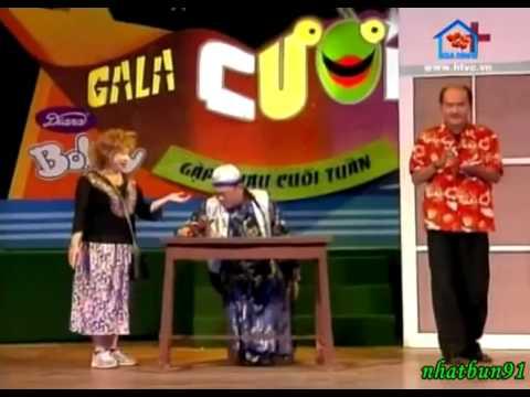 Nhóm hài Thanh Tùng  GALA CƯỜI 2004