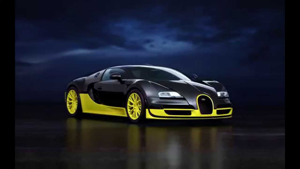 Bugatti Veyron Wallpaper Youtube