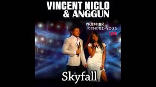 Vincen Niclo Anggun Skyfall Live