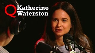 """Inherent Vice"" star Katherine Waterston"