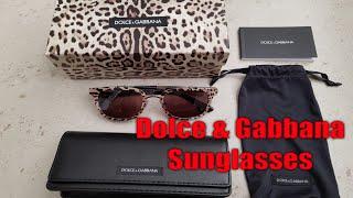 Dolce & Gabbana Sunglasses…